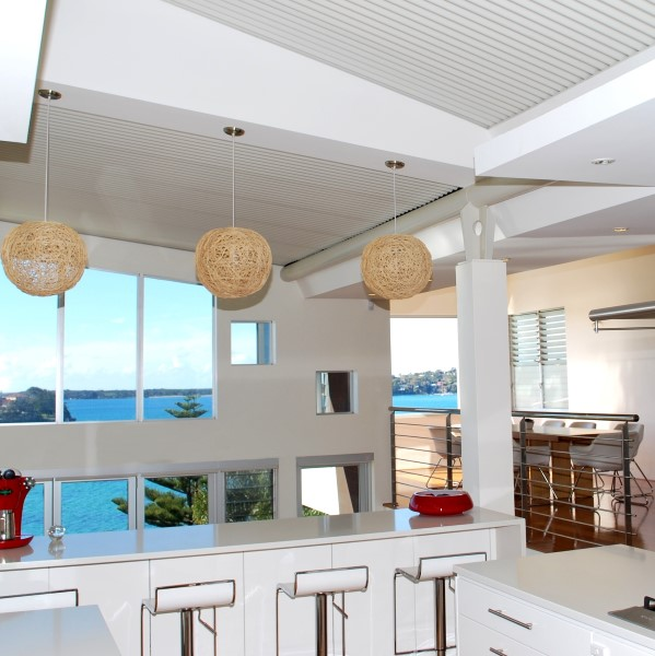 Port Hacking kitchen outlook by vanryndesign