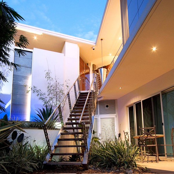stunning yard design in Cronulla
