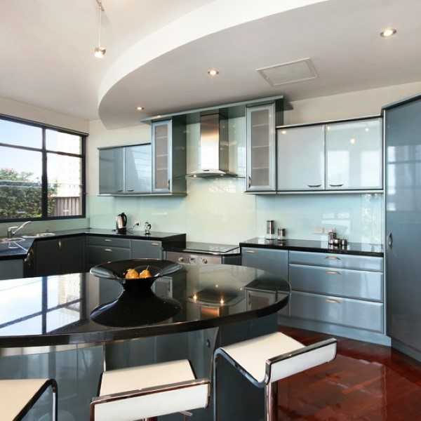modern kitchen design by vanryndesign